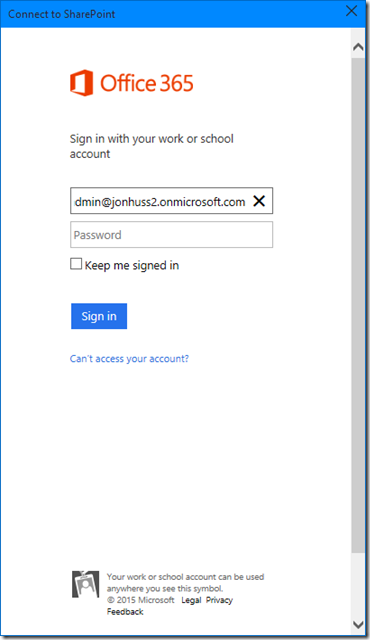 Building a SharePoint Online chat room with SignalR and